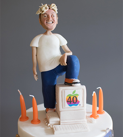 Happy 30th Birthday Apple IIGS! Happy 40th to me!