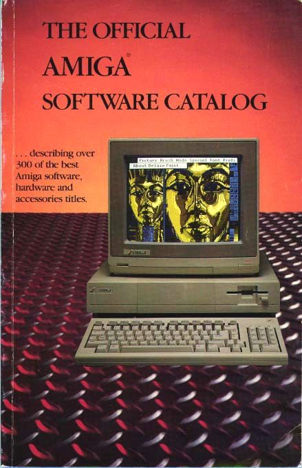 The Official Amiga Software Catalogue