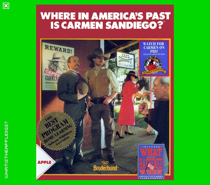 play where in the usa is carmen sandiego